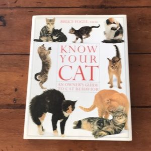 Know your Cat Book by Bruce Fogle
